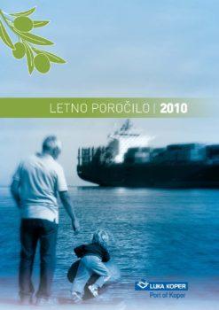 Luka Koper Letno poročilo 2010 SLO