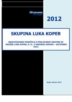 Luka Koper_Jan-Dec12_SLO_ ZA_ OBJAVO