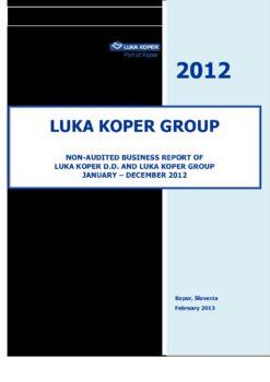 Borza JANUAR - DECEMBER 2012_ENG_22 2 VERZIJA FINAL